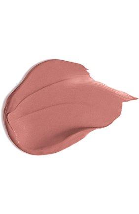 Матовая губная помада joli rouge velvet, оттенок 758 CLARINS бесцветного цвета, арт. 80032880   Фото 2