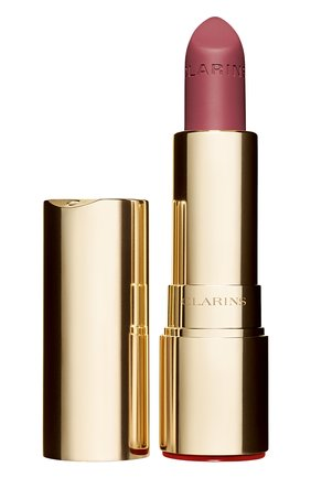 Женская матовая губная помада joli rouge velvet, оттенок 759 CLARINS бесцветного цвета, арт. 80032881 | Фото 1
