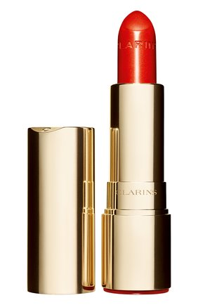 Женская помада-блеск joli rouge brillant, оттенок 761 CLARINS бесцветного цвета, арт. 80032936 | Фото 1