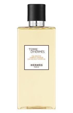 Шампунь для волос и тела Terre d'Hermès Hermès   Фото №1
