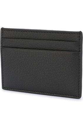 Кожаный футляр для кредитных карт Valentino Garavani   Фото №2