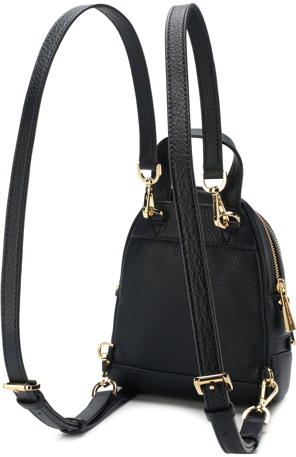 Кожаный рюкзак Rhea Zip XS   Фото №3