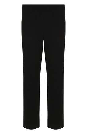 Кашемировые брюки прямого кроя | Фото №1