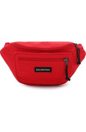 Поясная сумка с логотипом бренда | Фото №1