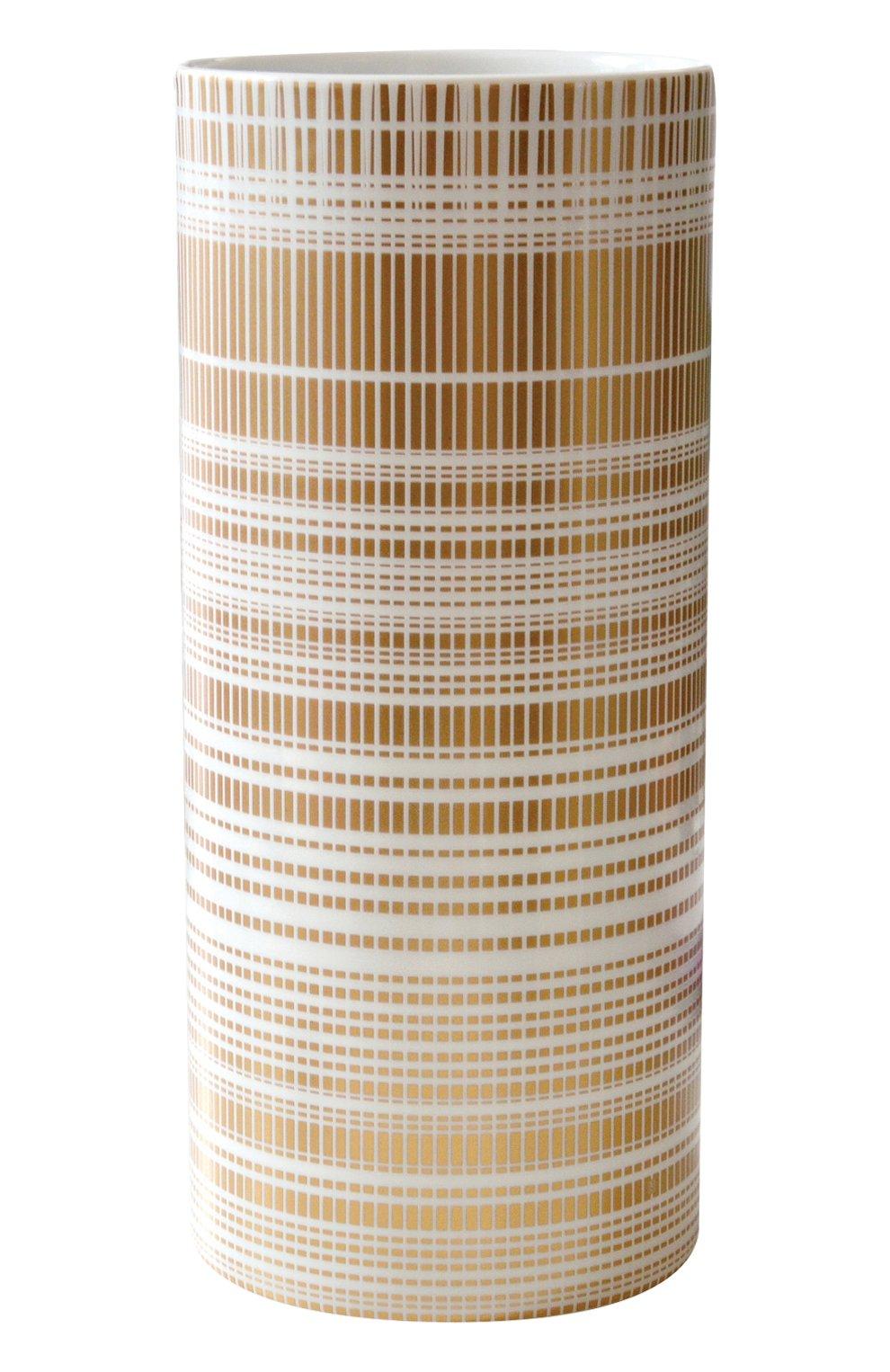 Мужского ваза canisse  BERNARDAUD золотого цвета, арт. 1732/22160 | Фото 1