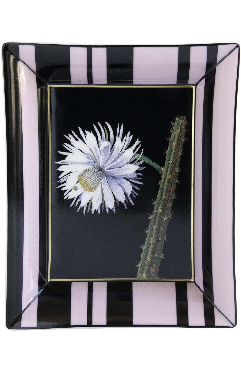Мужского мелочница fleur de cactus BERNARDAUD разноцветного цвета, арт. 1756/4511 | Фото 1