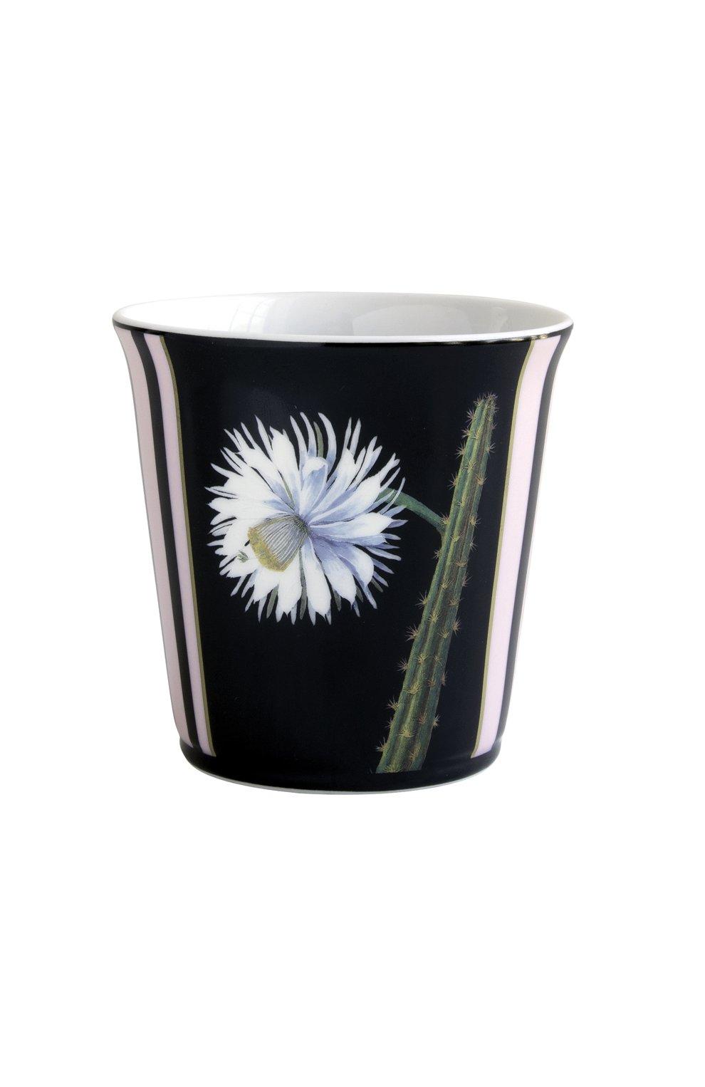 Мужского подсвечник с парфюмированной свечей fleur de cactus BERNARDAUD разноцветного цвета, арт. 1756/3843 | Фото 1
