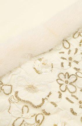 Комплект на выписку Chepe белого цвета | Фото №1