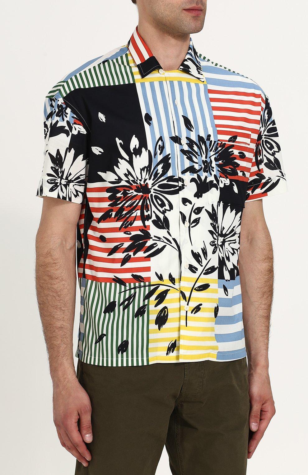 Разноцветные мужские рубашки Billionaire купить в интернет-магазине ЦУМ -  товар распродан 4ae7deb3eaa