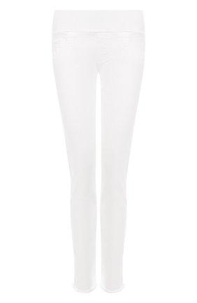 Женские джинсы PIETRO BRUNELLI белого цвета, арт. JP0043/VM/DE0058 | Фото 1