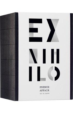 Парфюмерная вода french affair EX NIHILO бесцветного цвета, арт. 3760264091073 | Фото 2