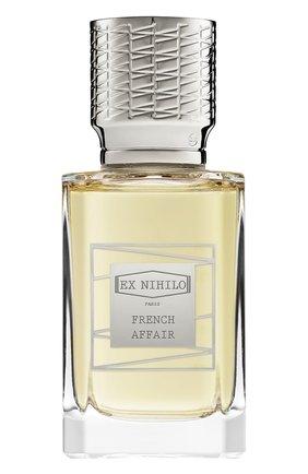 Парфюмерная вода French Affair Ex Nihilo | Фото №1