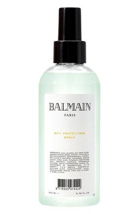 Женского солнцезащитный спрей для волос BALMAIN HAIR COUTURE бесцветного цвета, арт. 8718969474429 | Фото 1