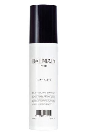 Женского матирующая паста BALMAIN HAIR COUTURE бесцветного цвета, арт. 8718969473194 | Фото 1