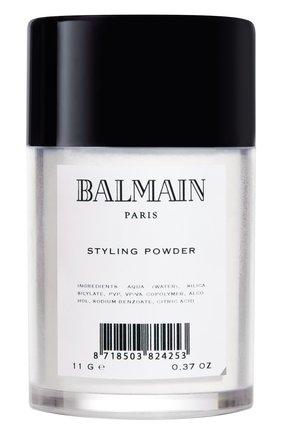 Женского стайлинг-пудра для волос BALMAIN HAIR COUTURE бесцветного цвета, арт. 8718503824253 | Фото 1