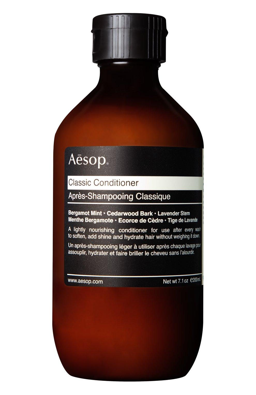 Женский кондиционер для волос classic AESOP бесцветного цвета, арт. AHR23   Фото 1