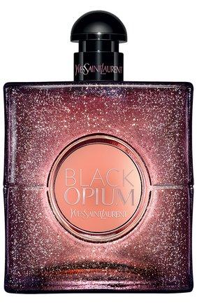 Туалетная вода Black Opium The Glow YSL   Фото №1