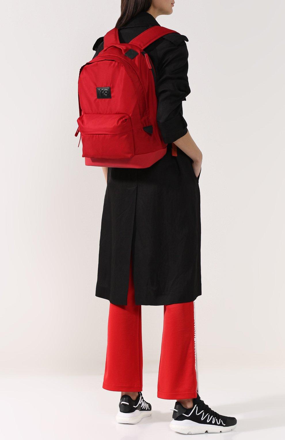 Рюкзак из текстиля | Фото №2