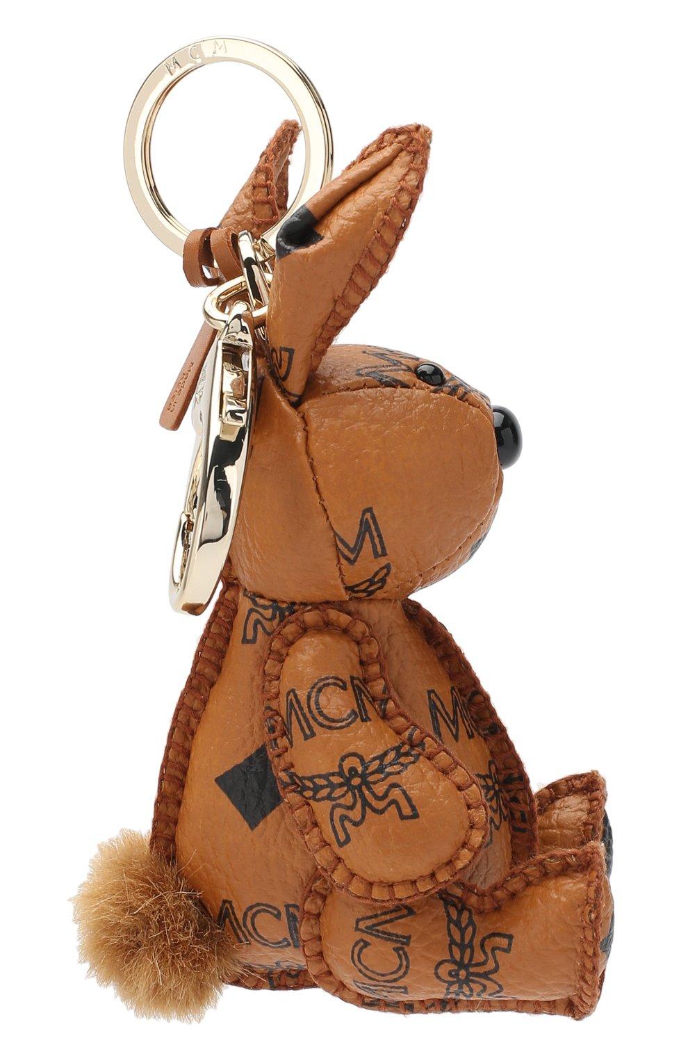 Кожаный брелок для ключей | Фото №4