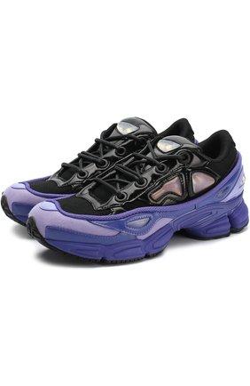 Текстильные кроссовки Ozweego III на шнуровке | Фото №1