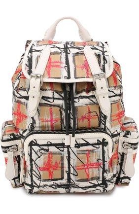 Рюкзак Rucksack medium с принтом | Фото №1