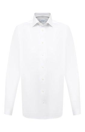 Мужская хлопковая сорочка ETON белого цвета, арт. 3000 79312 | Фото 1