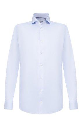 Мужская хлопковая сорочка ETON голубого цвета, арт. 3000 73511 | Фото 1