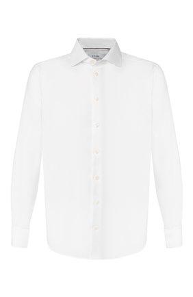 Мужская хлопковая сорочка ETON белого цвета, арт. 3100 79312 | Фото 1