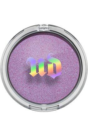 Пудра для лица с эффектом сияния Disco Queen Holographic Highlight Powder Urban Decay | Фото №1