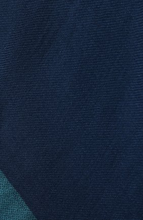 Женский платок quadrata rainbow из кашемира и шелка LORO PIANA синего цвета, арт. FAE7233 | Фото 2