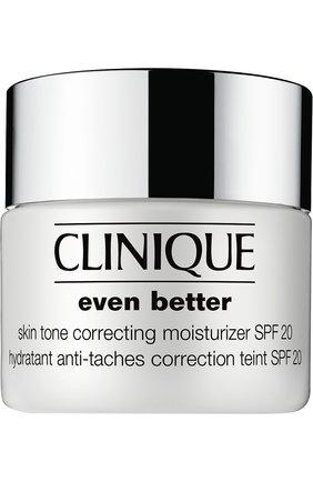 Увлажняющее средство для коррекции тона кожи Even Better SPF 20 | Фото №1