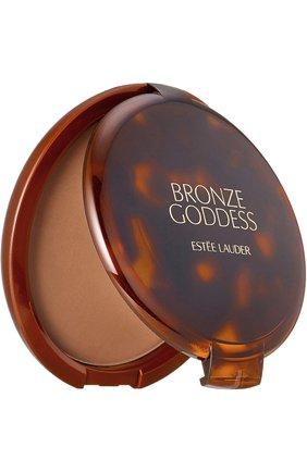 Бронзирующая компактная пудра Bronze Goddess, оттенок Medium Deep | Фото №1