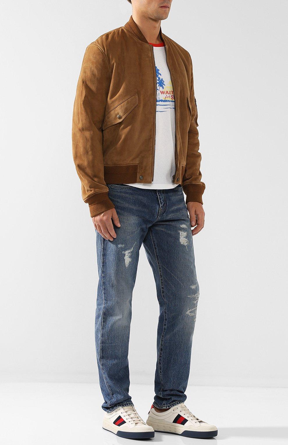 Мужская обувь Gucci по цене от 15 500 руб. купить в интернет-магазине ЦУМ 568104724f4