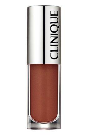 Блеск для губ Pop Splash lip gloss + hydration, оттенок 04 Latte Pop Clinique | Фото №1
