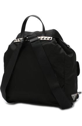 Рюкзак Black Nylon | Фото №3