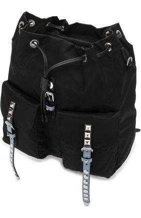 Рюкзак Black Nylon | Фото №4