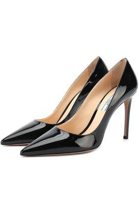 Лаковые туфли на шпильке | Фото №1
