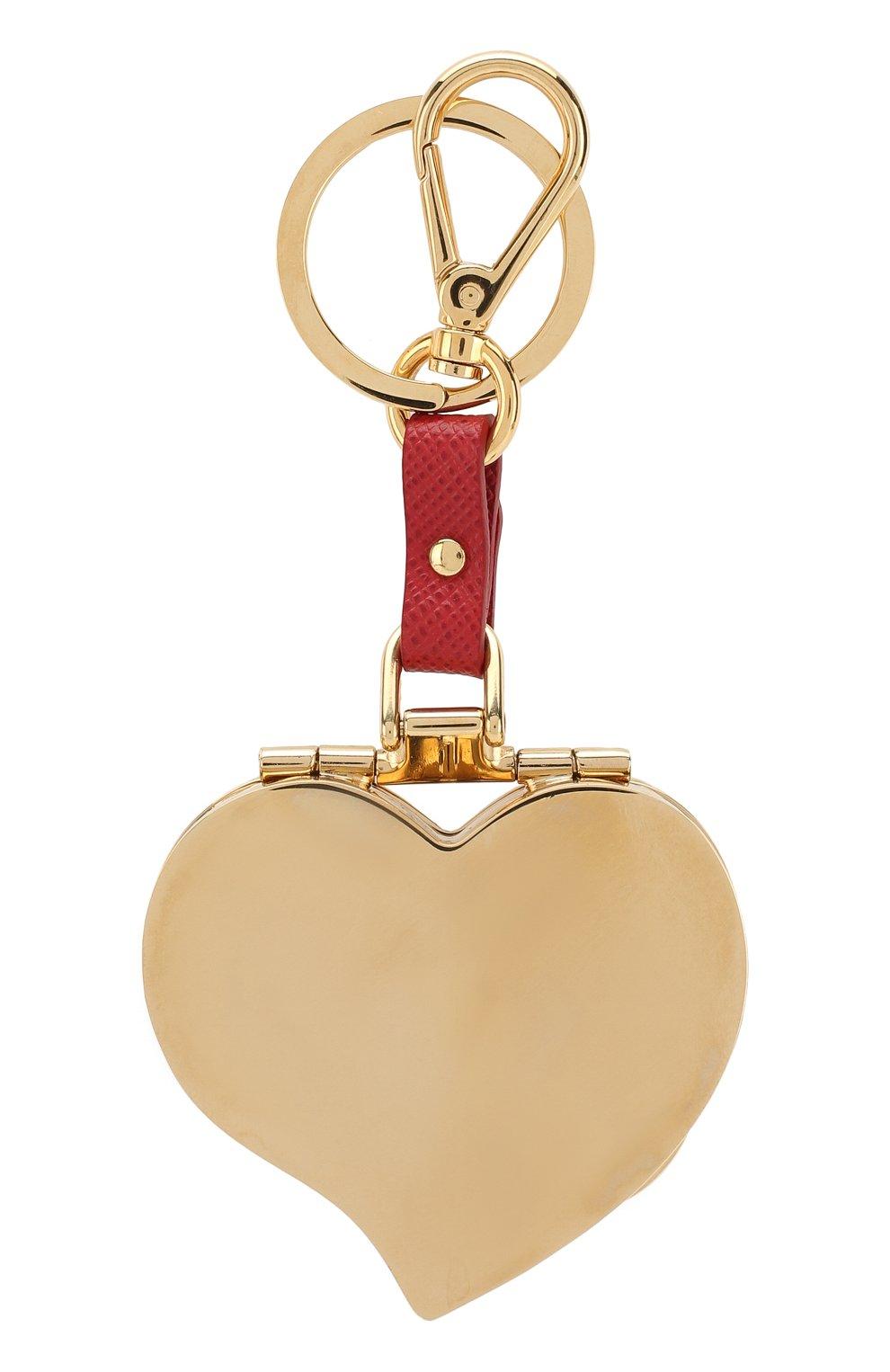 Брелок для ключей Prada красный   Фото №2