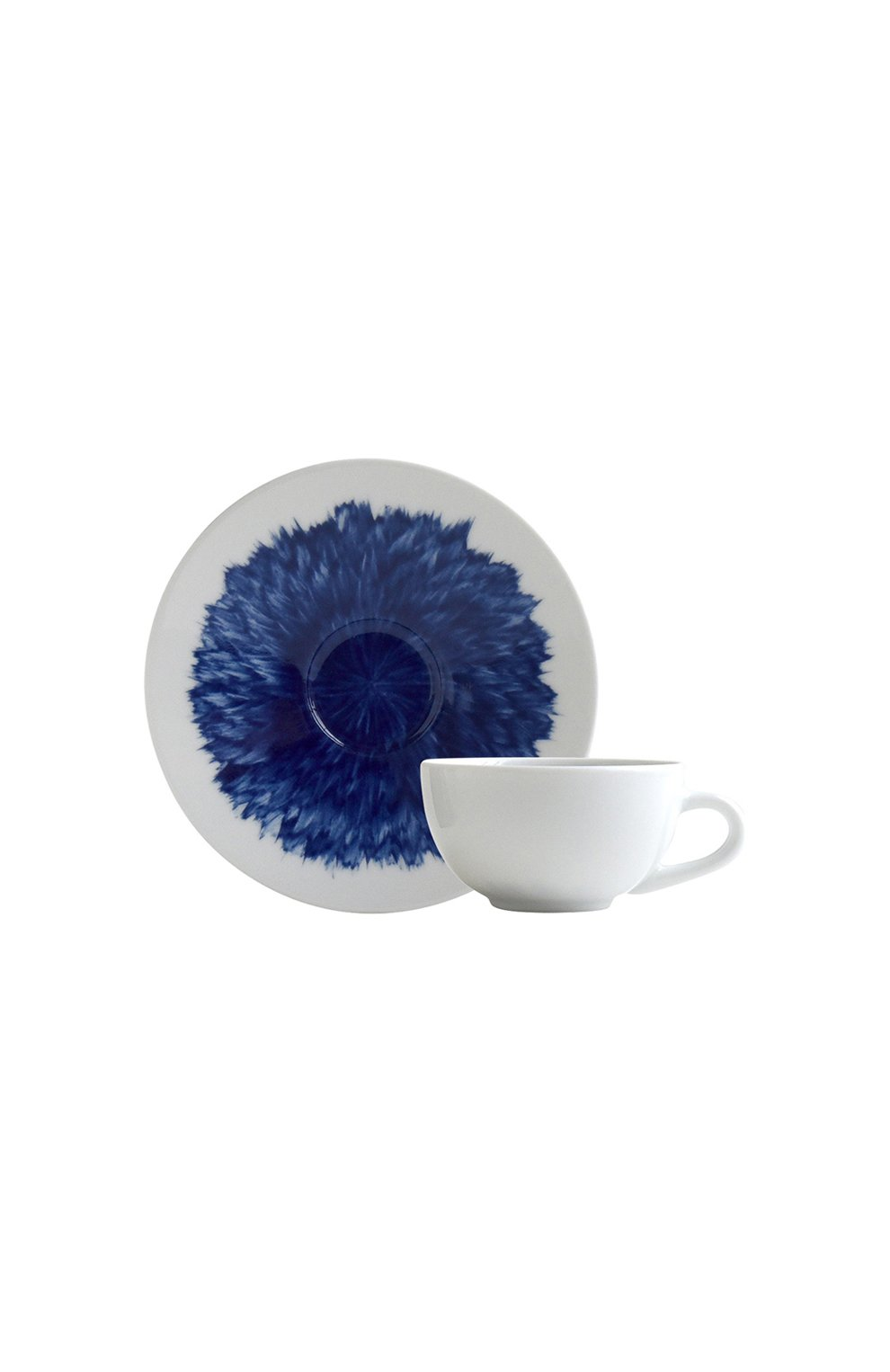 Кофейная чашка с блюдцем In Bloom Bernardaud  | Фото №1