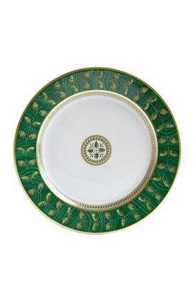 Тарелка салатная Constance Malachite | Фото №1