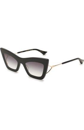 Солнцезащитные очки Dita черные | Фото №1