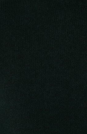 Кашемировый свитер с воротником-стойкой | Фото №5