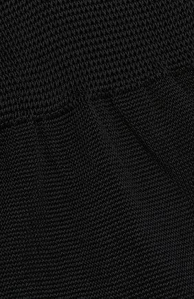 Мужские шелковые носки BRIONI темно-синего цвета, арт. 0VMC00/07Z08 | Фото 2 (Материал внешний: Шелк; Кросс-КТ: бельё)