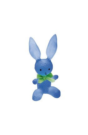 Мужского скульптура pin pin DAUM голубого цвета, арт. 05505-1 | Фото 1