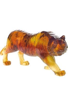 Мужского скульптура tiger DAUM коричневого цвета, арт. 05034 | Фото 1