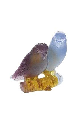 Мужского скульптура budgerians DAUM разноцветного цвета, арт. 02681-1 | Фото 1
