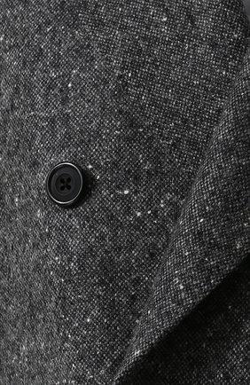 Двубортный кашемировый пиджак | Фото №5