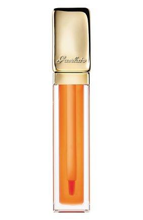 Блеск-бальзам для губ Terracotta Kiss Delight, оттенок 02 Apricot Syrup   Фото №1