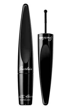 Роликовый лайнер для век La Petite Robe Noire , оттенок 01 Black Ink | Фото №1