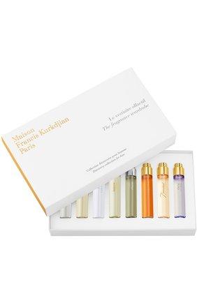 Мужские набор рефиллов le vestiaire olfactif pour homme MAISON FRANCIS KURKDJIAN бесцветного цвета, арт. 1CMH004 | Фото 1